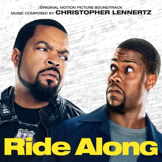 Christopher Lennertz RIDE ALONG / Original Soundtrack CD