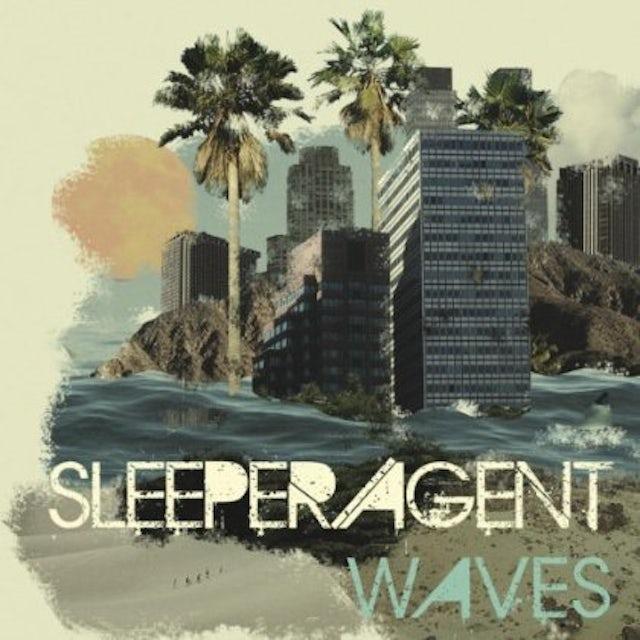 Sleeper Agent WAVES Vinyl Record
