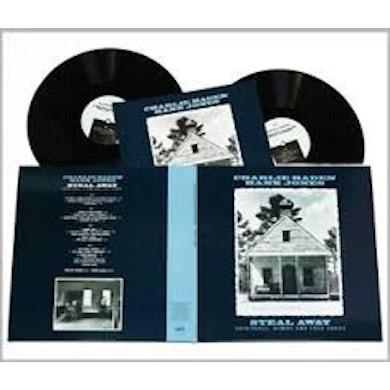 Charlie Haden STEAL AWAY: SPIRITUALS HYMNS & FOLK SONGS Vinyl Record