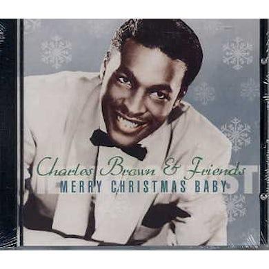 Charles Brown MERRY CHRISTMAS BABY CD