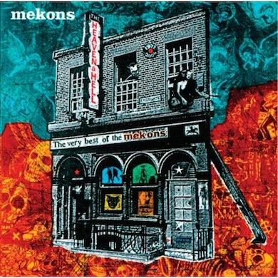 Mekons HEAVEN & HELL:THE BEST OF CD