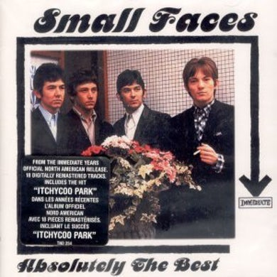 Small Faces ABSOLUTELY THE BEST CD