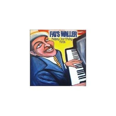 Fats Waller HAPPY BIRTHDAY FATS CD