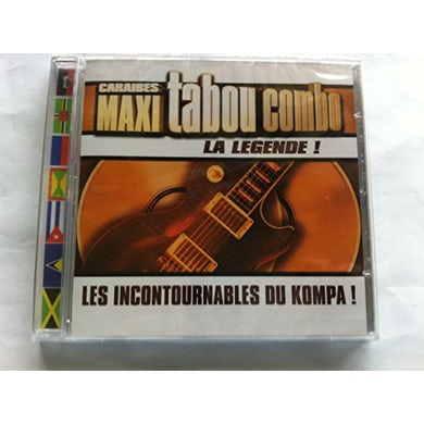 CARAIBES MAXI TABOU COMBO CD