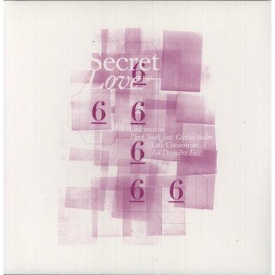SECRET LOVE 6 / VARIOUS Vinyl Record