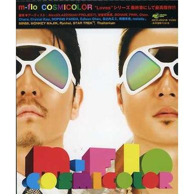 m-flo COSMICOLOR CD