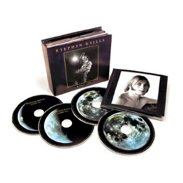 Stephen Stills CARRY ON BOX SET CD