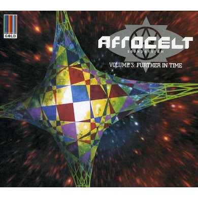 Afro Celt Sound System FURTHER IN TIME 3 CD