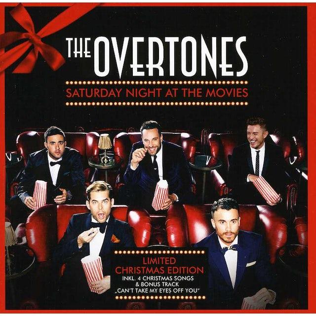 Overtones SATURDAY NIGHT AT THE MOVIES CD