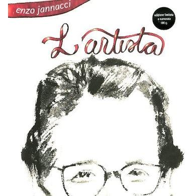 Enzo Jannacci L'ARTISTA Vinyl Record