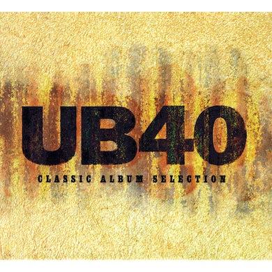 Ub40 CLASSIC ALBUM SELECTION CD