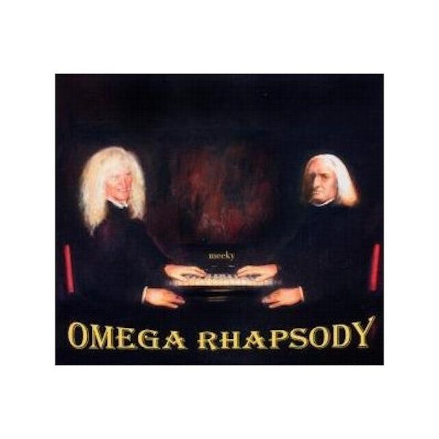OMEGA RHAPSODY CD