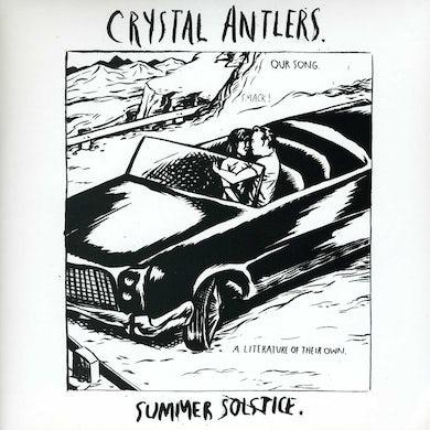 Crystal Antlers SUMMER SOLSTICE Vinyl Record