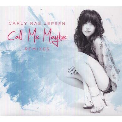 Carly Rae Jepsen CALL ME MAYBE REMIXES Vinyl Record