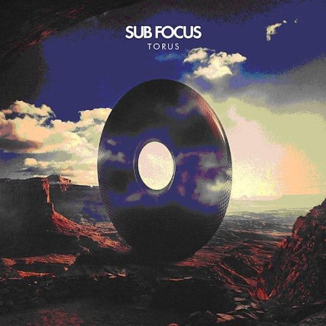 Sub Focus TORUS Vinyl Record