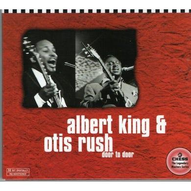 Albert King DOOR TO DOOR (LIMITED) & OTIS CD