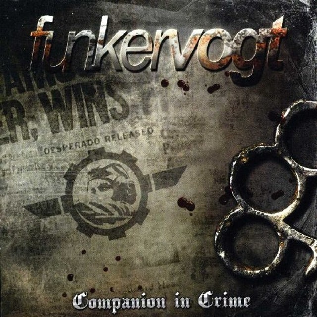 Funker Vogt COMPANION IN CRIME CD
