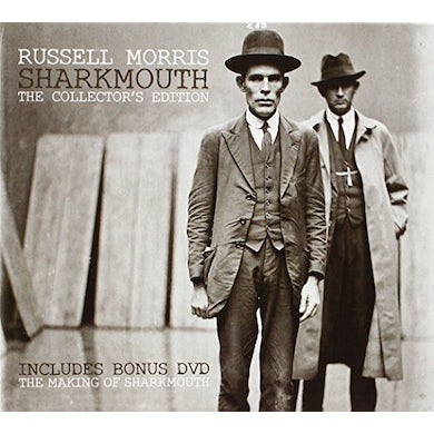 Russell Morris SHARKMOUTH-THE COLLECTOR'S EDITION CD
