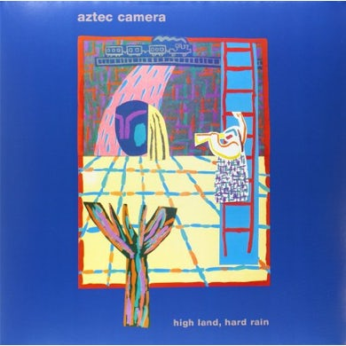 Aztec Camera HIGH LAND HARD RAIN Vinyl Record