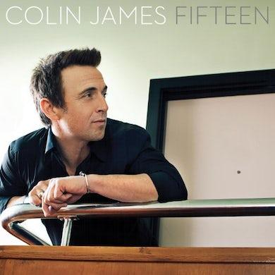 Colin James FIFTEEN Vinyl Record
