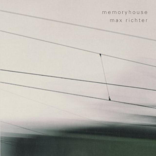 Max Richter MEMORYHOUSE: DELUXE EDITION Vinyl Record - UK Release