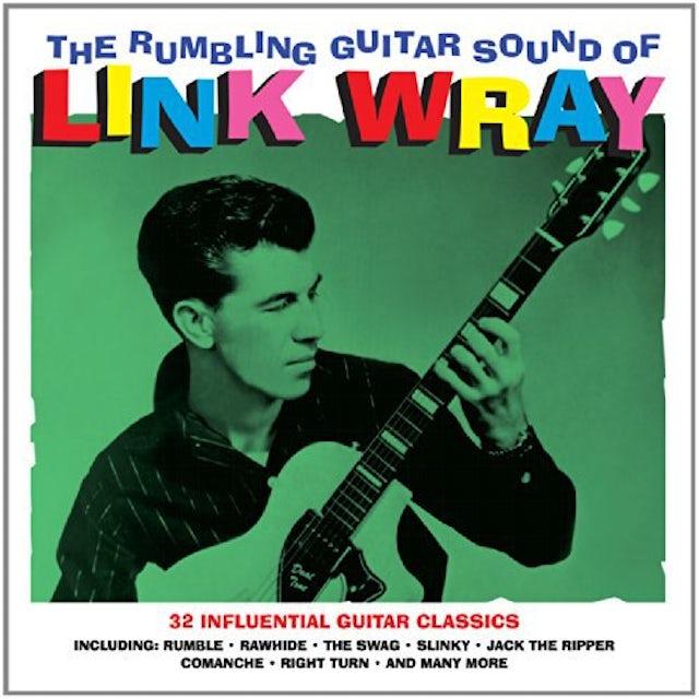 Link Wray RUMBLIN GUITAR SOUNDS OF Vinyl Record