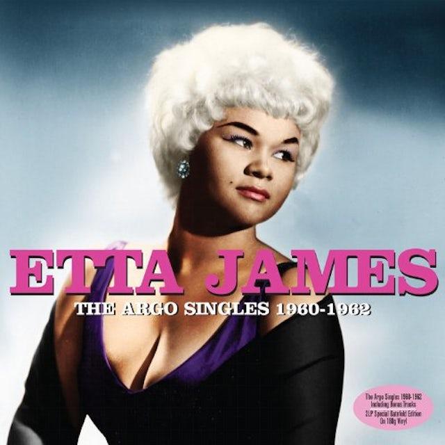 Etta James ARGO RECORDS 1960-62 Vinyl Record