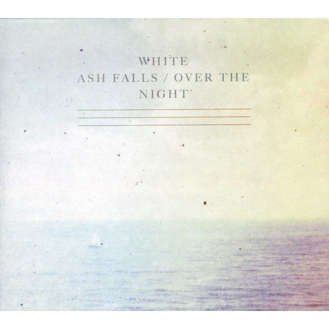 White Ash Falls OVER THE NIGHT CD