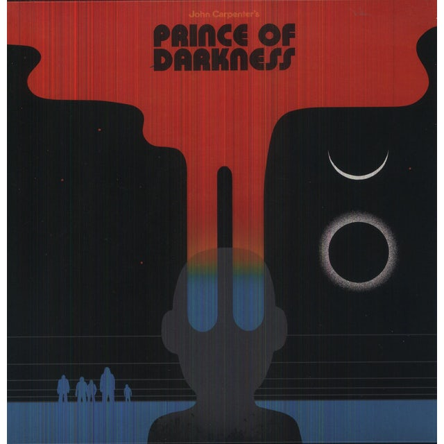 Prince Of Darkness / O.S.T. (Uk) PRINCE OF DARKNESS / Original Soundtrack Vinyl Record