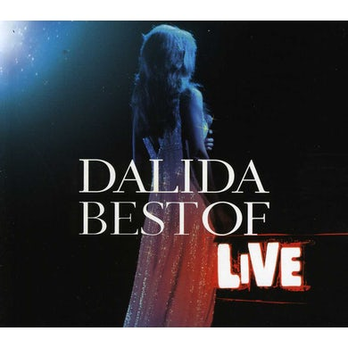 Dalida LIVE: LES GRANDS MOMENTS CD