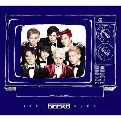 Block B VERY GOOD CD