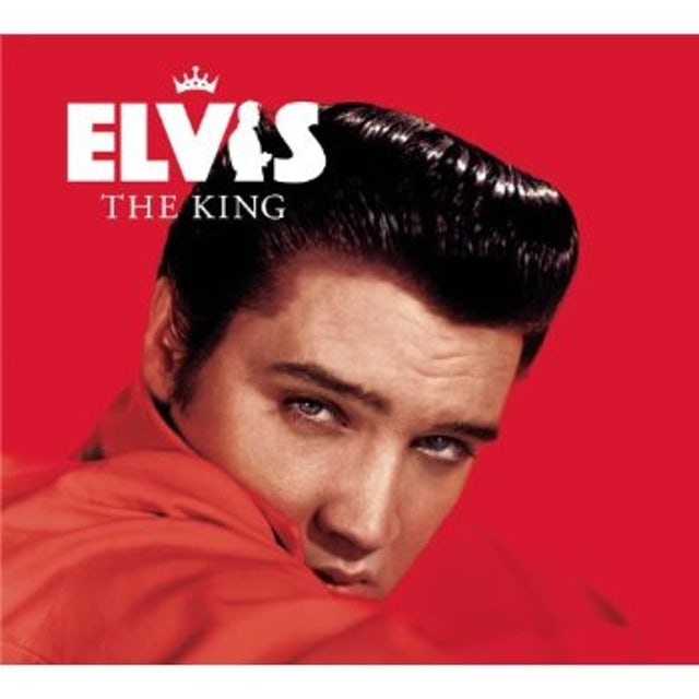 Elvis Presley KING 75TH ANNIVERSARY CD