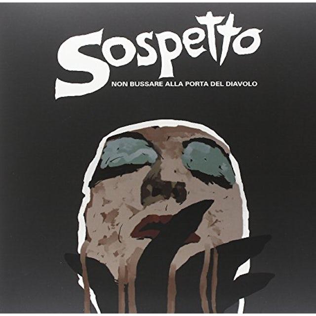 Non Bussare Alla Porta Del Diavolo / O.S.T.  NON BUSSARE ALLA PORTA DEL DIAVOLO / Original Soundtrack Vinyl Record