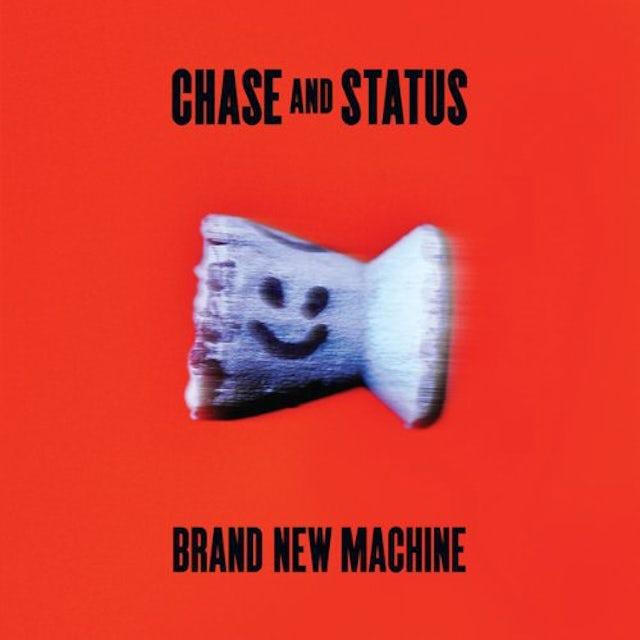 Chase & Status BRAND NEW MACHINE Vinyl Record - UK Release