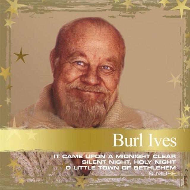 Burl Ives COLLECTIONS CHRISTMAS CD