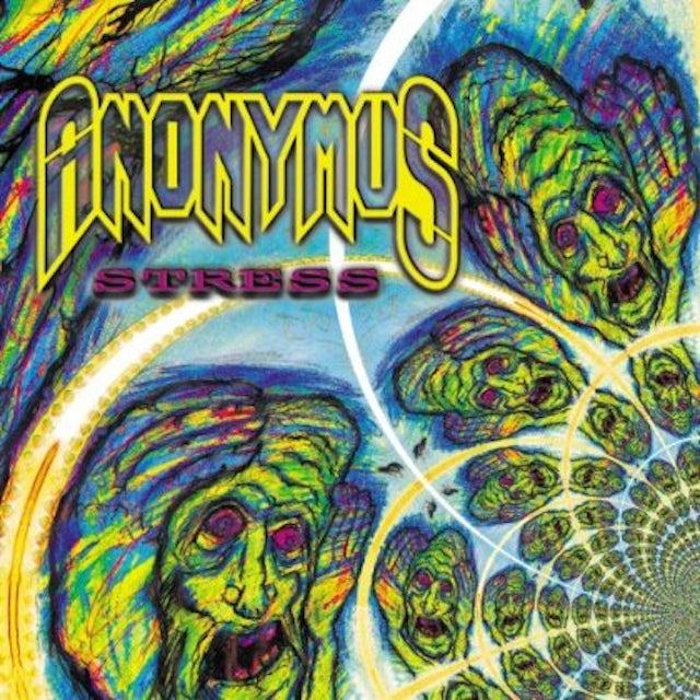 Anonymus STRESS CD