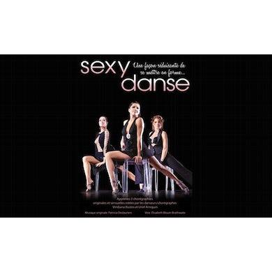 Fitness SEXY DANSE DVD