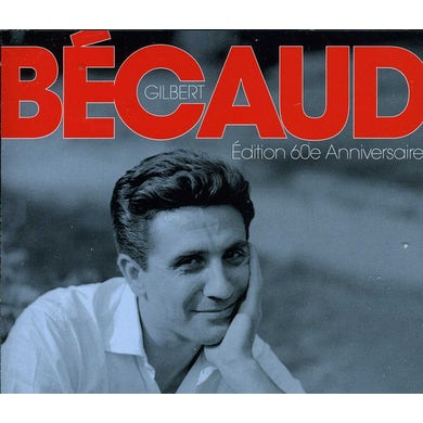 Gilbert Becaud EDITION 60E ANNIVERSAIRE CD