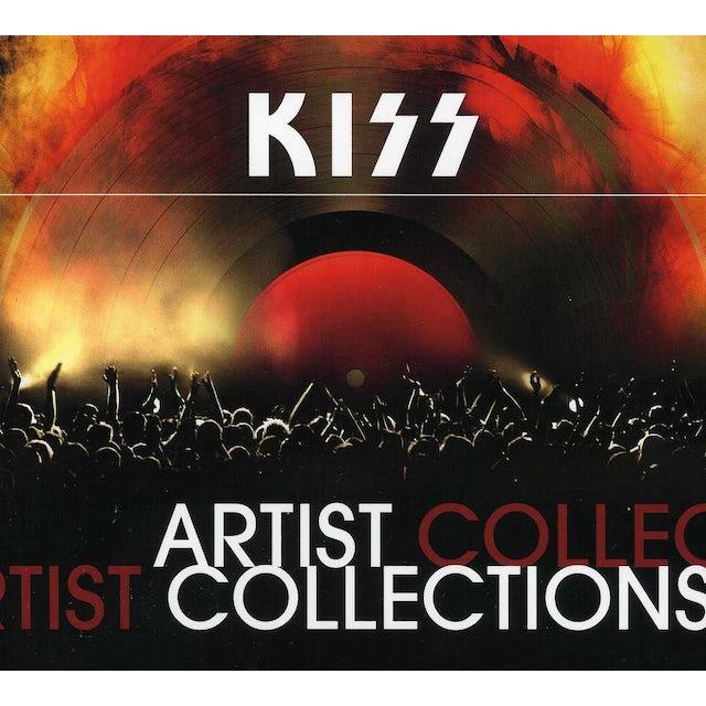 Kiss ARTIST COLLECTION CD