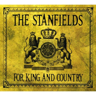 Stanfields FOR KING & COUNTRY CD