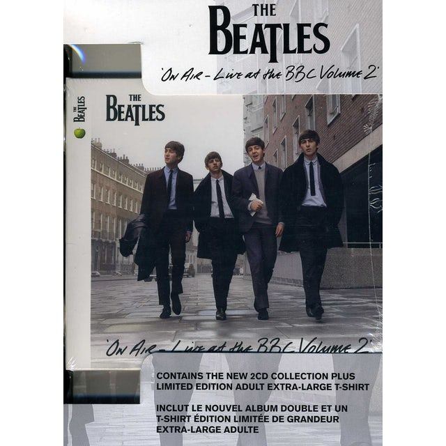 The Beatles ON AIR LIVE AT THE BBC 2 CD