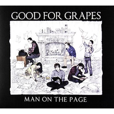 Good For Grapes MAN ON THE PAGE CD