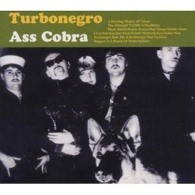 Turbonegro ASS COBRA/NEVER IS FOREVER CD