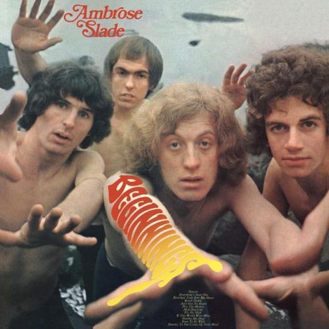 Ambrose Slade BEGINNINGS Vinyl Record