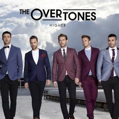Overtones HIGHER CD