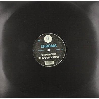 Chroma GRINDHOUSE Vinyl Record
