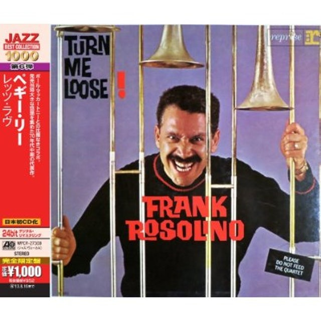 Frank Rosolino TURN ME LOOSE! CD