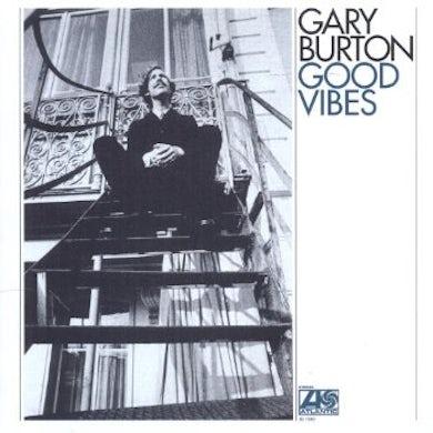 Gary Burton GOOD VIBES CD
