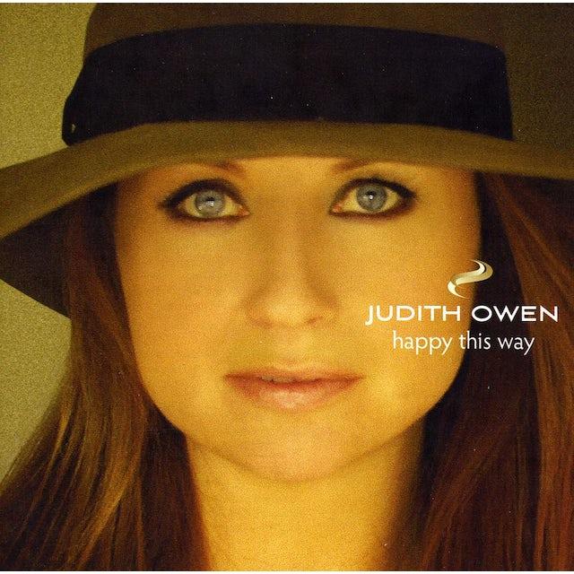 Judith Owen HAPPY THIS WAY CD