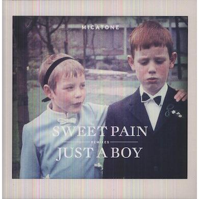 Micatone SWEET PAIN/JUST A BOY REMIXES Vinyl Record